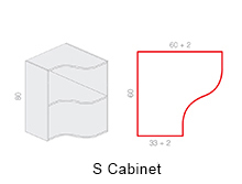 S Cabinet